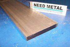 """6061 Aluminum Flat Bar 1"""" x 12"""" x 60""""-Long"""