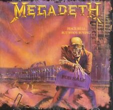 MEGADETH - PEACE SELLS....BUT WHO'S BUYING: 25th ANNIVERSARY 2CD ALBUM SET (2011