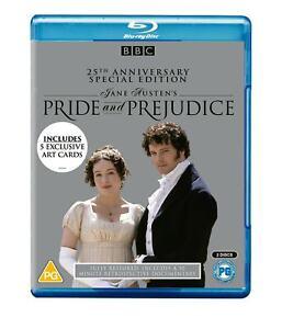 PRIDE AND PREJUDICE The Complete BBC Series (Region B) Blu-ray Colin Firth