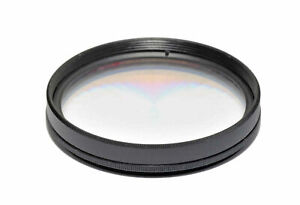 Kood 58mm Diffraction / Rainbow effect Filter D36 Acrylic Filter - Rotating Ring