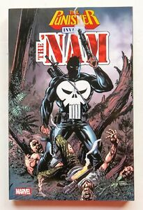 The Punisher Invades The 'Nam Marvel Graphic Novel Comic Book