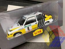 Coche Rally Renault 11 Turbo  #4 - Rallye Portugal 1987 - J. RAGNOTTI -  (1/18)