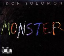 Iron Solomon - Monster (Audio CD - 2012) - Explicit Lyrics