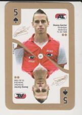 Football Tradingcard Plus 2012-2013 #31 Donny Gorter AZ Akmaar