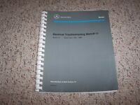 1986 Mercedes Benz 560SL 560 SL Electrical Wiring Diagram Troubleshooting Manual