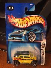 2004 Hot Wheels Rockster #23 Yellow