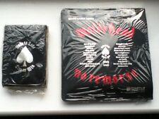 Motorhead,No Remorse Leather CD and CASSETTE Still sealed.ACDC,Saxon,metallica