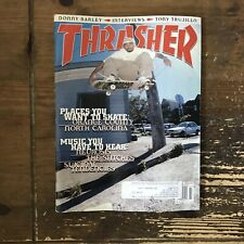 Thrasher magazine July 1999 Skateboarding/Skateboard