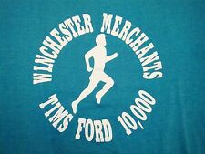 Vintage Winchester Tims Ford 10K  State Park Fun Run Marathon T Shirt M