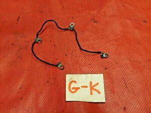 Triumph, MG, Austin Healey, Dashboard Gauge Ground Wire, Original, !!