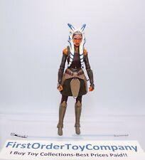 "Star Wars Black Series 6"" Inch Rebels Ahsoka Tano Loose Figure COMPLETE"