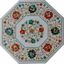"18""x18""  New Design Marble Inlay Table Top"