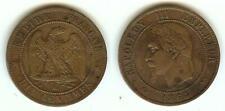 10 centimes 1864 K Bordeaux