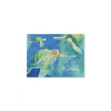 Island Heritage Swimming Honu Mahalo Cards 10 Pack