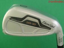 NEW Cleveland 588 MT Mid Trajectory DW Dual Gap Wedge Steel Men's Right Hand MRH