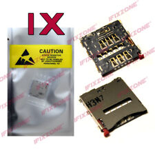 1 X New SIM Card Reader Socket Holder For T-Mobile Sony Xperia Z1S C6916 USA