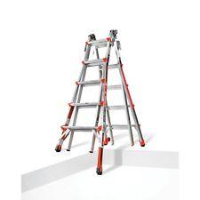 Little Giant Ladder Type 1A Revolution w/ Ratchet Levelers m22 12022-801