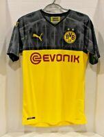 Puma Borussia Dortmund Home Jersey - Yellow Size Small Retail $90