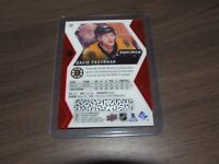 2017-18 UD SYNERGY RED BOUNTY CODE UNSCRATCHED #32 DAVID PASTRNAK