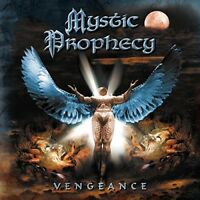 MYSTIC PROPHECY - VENGEANCE (RE-RELEASE; DIGIPAK)   CD NEU