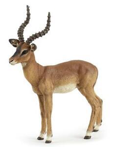 Papo Impala Figure Wildlife Toy Replica 50186 NEW