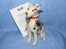 Steiff Cane 1932 REPLICA Great Dane Lord 403071 EDIZIONE LIMITATA NUOVO