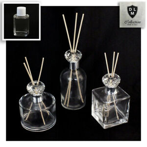 31075 Bomboniere Diffusore Profumatore Anello cristallo Bottiglia Profumo