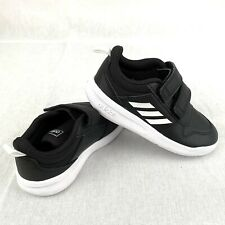 Adidas Tensaur Vector CF EF1102 Boy's Kid's Shoes Sneakers Trainers Black US 8.5