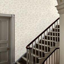 Joblot Of 6 Rolls Laura Ashley Lilac Dark Linen Wallpaper (Slightly Imperfect)