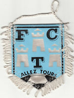 TFC Tours Football Club FOOTBALL FANION WIMPEL PENNANT 80s