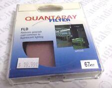 67mm FL-DAY FL-D Daylight Balance Lens Filter Fluorescent 67 mm Quantaray FLD