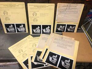 KEYSTONE VIEW CO STEREOVIEW ANTIQUE VINTAGE DENTIST DENTAL MEDICAL CARDS