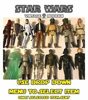 Vintage & Modern Star Wars Action Figures, Dolls & Vehicles : Hasbro - Kenner