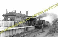 Montacute Railway Station Photo. Yeovil - Martock. Langport and Taunton Line (1)