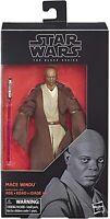 "Star Wars The Black Series 6"" Mace Windu Figure IN HAND"
