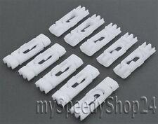 20x Dachleistenklammern Klips für VW CADDY GOLF III JETTA III  VENTO 1H0853733B