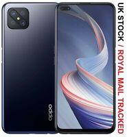 "OPPO Reno4 Z 5G Black 6.57"" 128GB + 8GB RAM Unlocked  UK Version"