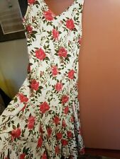 Lovely Vintage Summer Dress From Per Una Size 18L