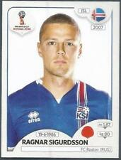 PANINI FIFA WORLD CUP-2018 RUSSIA- #296-ICELAND-RAGNAR SIGURDSSON