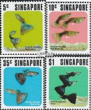 Animal Kingdom Stamps Ascension 1098-1101 Mint Never Hinged Mnh 2010 Fish The Riffgewässer