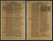 FISCH fischen Org Textblatt 1620 atmen + schreien FISCHE? Meeresbiologie Fische
