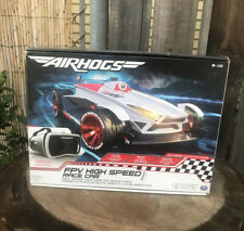 Air Hogs FPV High Speed Race Car RC Radio Remote Control (FPV Headset Included)