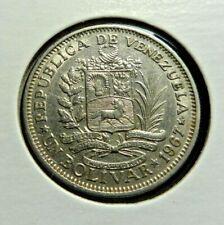 Venezuela 1 Bolivar 1967   👀
