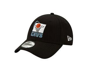 Cleveland Cavaliers New Era 9FORTY NBA Adjustable Snapback Hat Cap HWC Retro