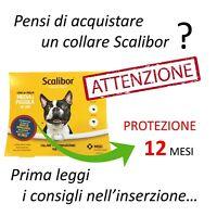 INFORMAZIONE - Scalibor Collare Antiparassitario per Cane Medio Piccolo / 48 cm.