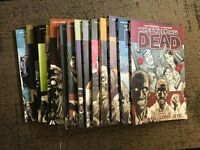IMAGE COMICS THE WALKING DEAD TPB VOLUME 1 - 15 Sold Separately CHOOSE!!!