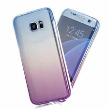 Ultra Thin 360° Clear TPU Gel Case for Samsung Galaxy  A3 A5 A7 J5 J7 2017 S9+