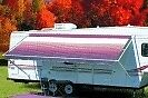 CAREFREE OF COLORADO RV Awning Canopy Fabric Replacement 19 FOOT NEW