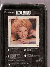 Vintage Better Midler Eight Track ~ 8 Trak ~ Broken Arrow 1977