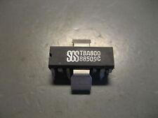 SGS TBA800 TBA800A 5W Audio Amplifier IC NOS